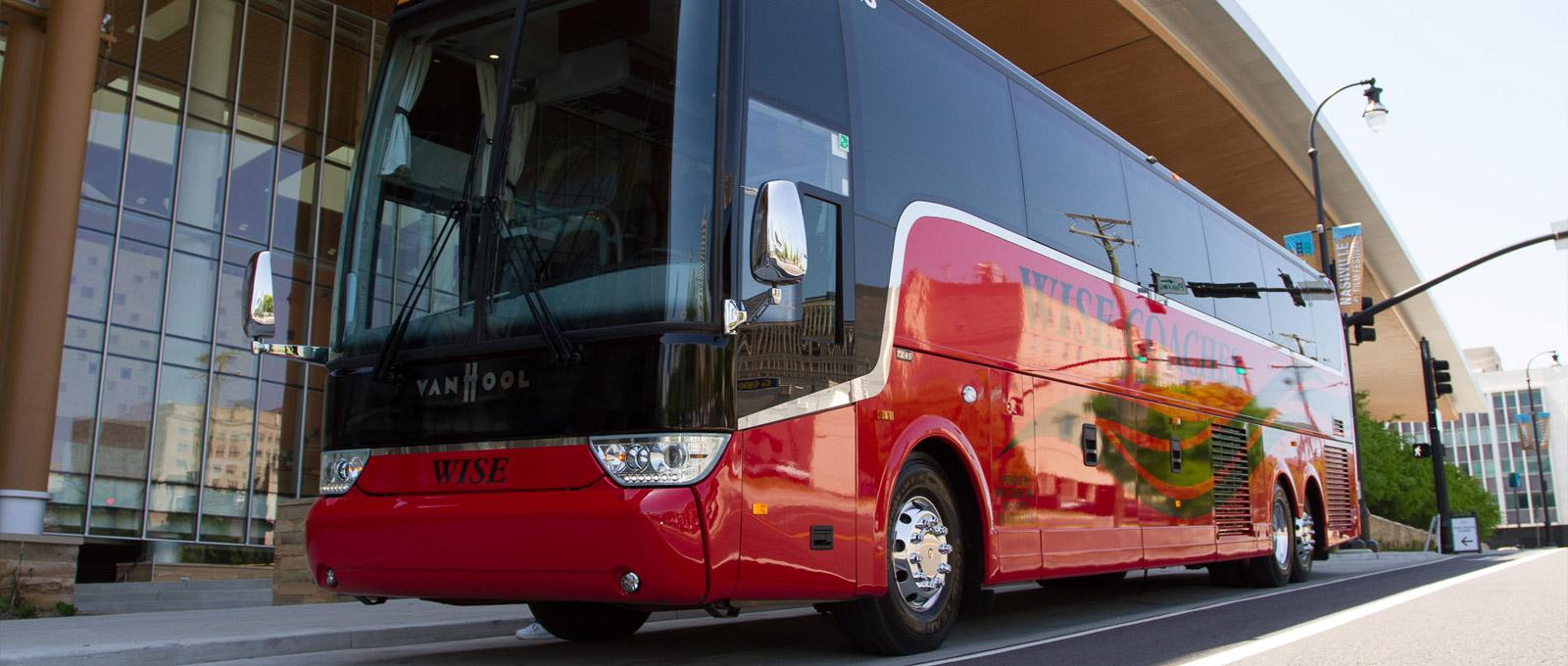 56-passenger coach