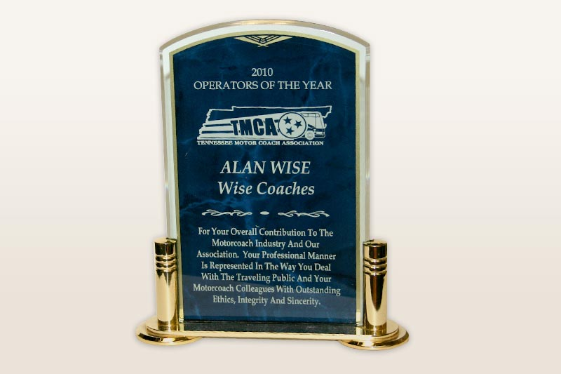 2010 TMCA Operators of the Year Award